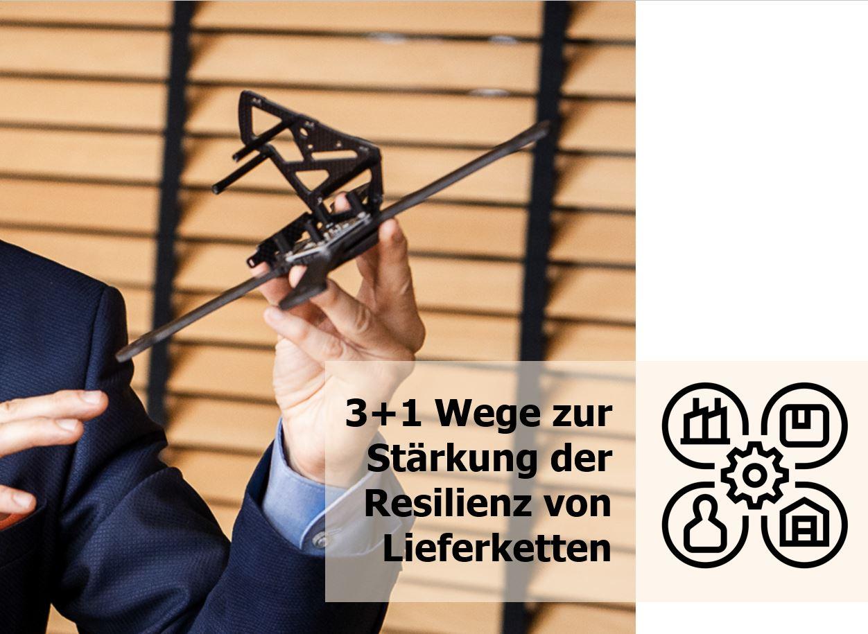 Read more about the article Resilienz von Lieferketten. Einfache und Zwillingslösungen